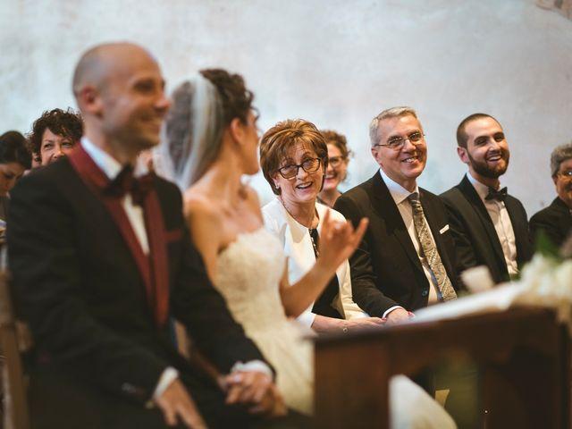 Il matrimonio di Jonah e Martina a Sant'Elia Fiumerapido, Frosinone 32