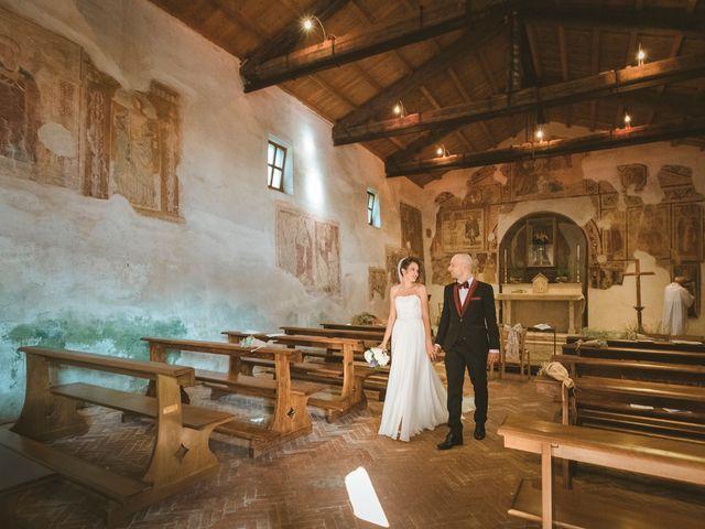 Il matrimonio di Jonah e Martina a Sant'Elia Fiumerapido, Frosinone 35