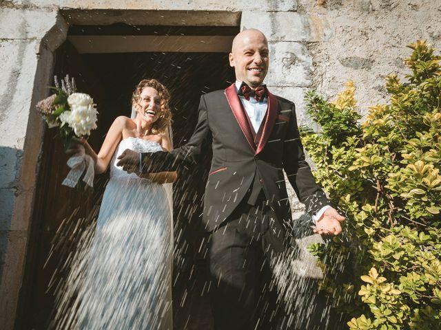 Il matrimonio di Jonah e Martina a Sant'Elia Fiumerapido, Frosinone 37