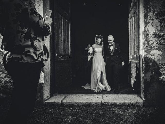 Il matrimonio di Jonah e Martina a Sant'Elia Fiumerapido, Frosinone 36
