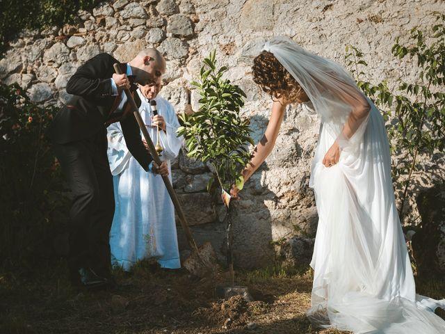 Il matrimonio di Jonah e Martina a Sant'Elia Fiumerapido, Frosinone 40