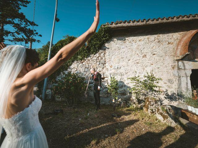Il matrimonio di Jonah e Martina a Sant'Elia Fiumerapido, Frosinone 41