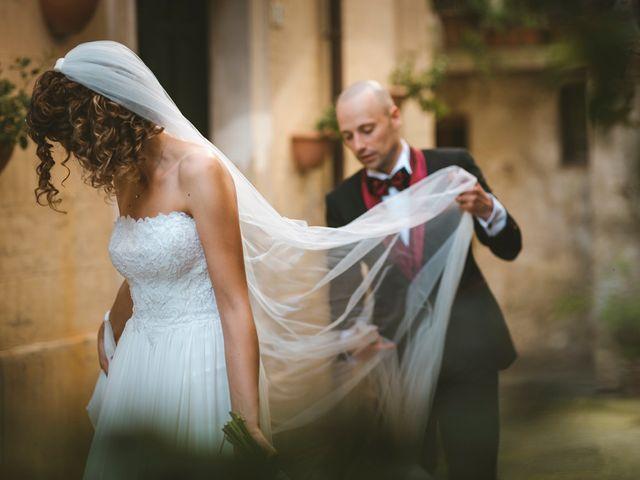 Il matrimonio di Jonah e Martina a Sant'Elia Fiumerapido, Frosinone 44