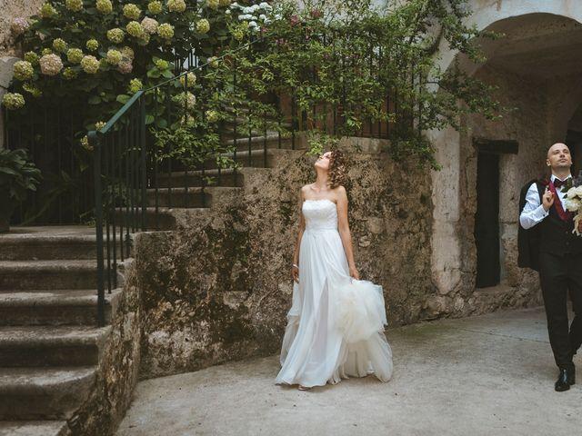Il matrimonio di Jonah e Martina a Sant'Elia Fiumerapido, Frosinone 45