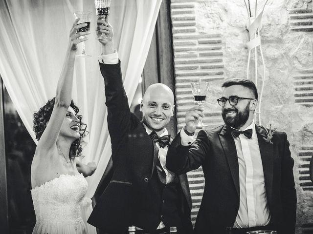 Il matrimonio di Jonah e Martina a Sant'Elia Fiumerapido, Frosinone 53