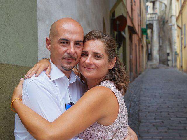 Il matrimonio di Luca e Valeria a Taggia, Imperia 2