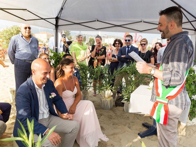 Il matrimonio di Luca e Valeria a Taggia, Imperia 14