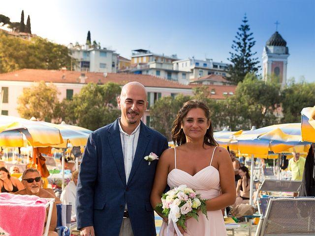 Il matrimonio di Luca e Valeria a Taggia, Imperia 16