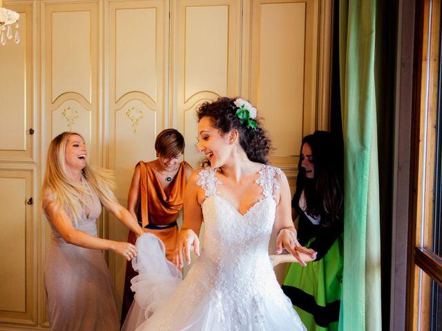 Il matrimonio di Simone e Elisa a Buriasco, Torino 12
