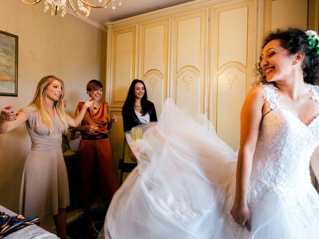 Il matrimonio di Simone e Elisa a Buriasco, Torino 13