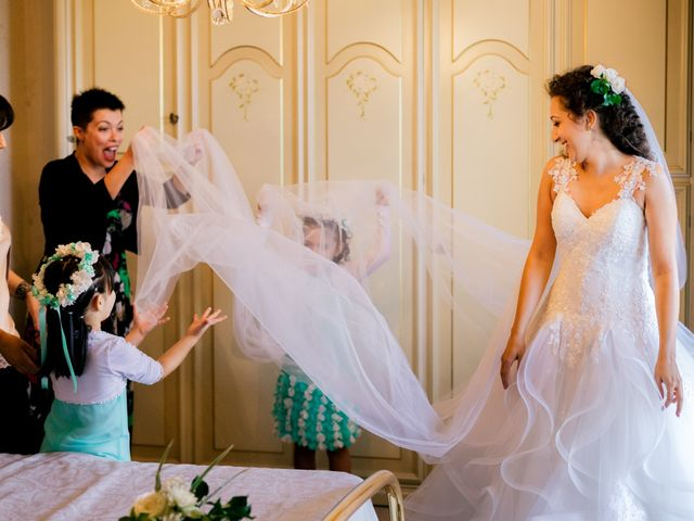 Il matrimonio di Simone e Elisa a Buriasco, Torino 14