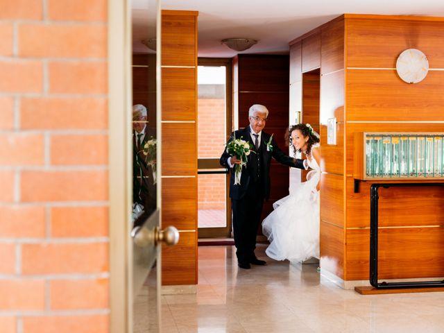 Il matrimonio di Simone e Elisa a Buriasco, Torino 20