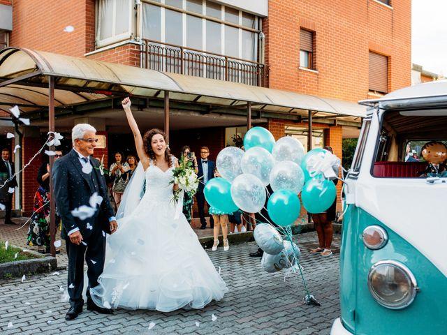 Il matrimonio di Simone e Elisa a Buriasco, Torino 21