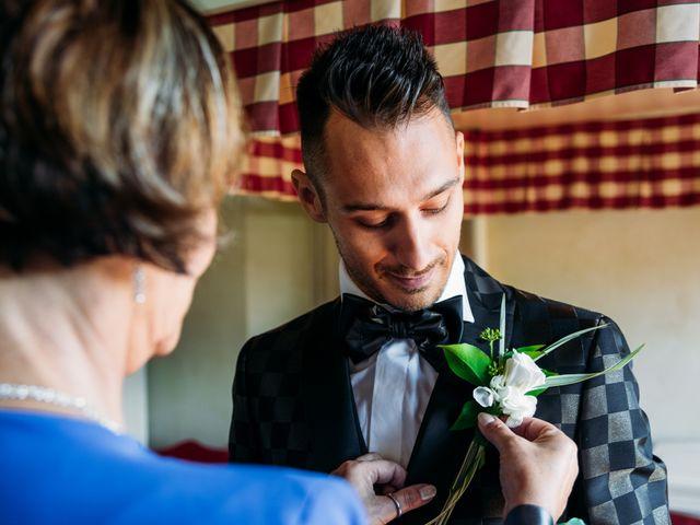 Il matrimonio di Simone e Elisa a Buriasco, Torino 30