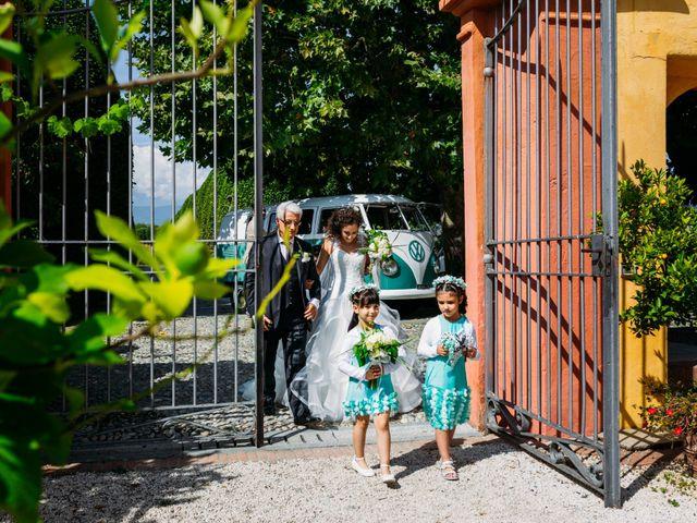 Il matrimonio di Simone e Elisa a Buriasco, Torino 37