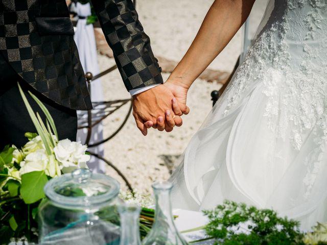 Il matrimonio di Simone e Elisa a Buriasco, Torino 40