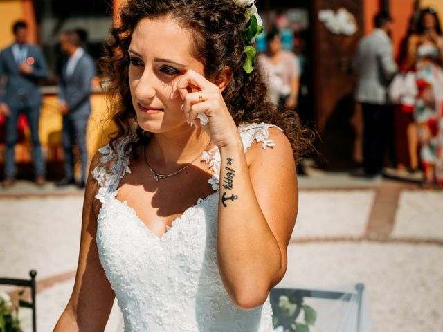 Il matrimonio di Simone e Elisa a Buriasco, Torino 41