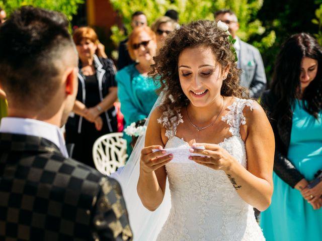 Il matrimonio di Simone e Elisa a Buriasco, Torino 42