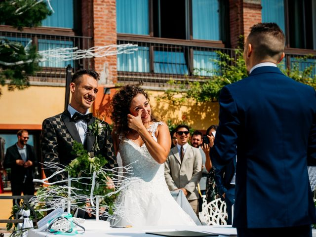Il matrimonio di Simone e Elisa a Buriasco, Torino 44