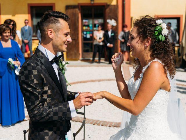 Il matrimonio di Simone e Elisa a Buriasco, Torino 47