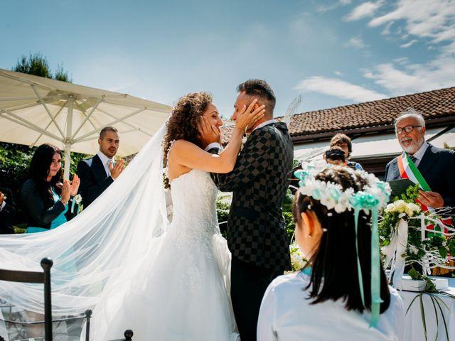 Il matrimonio di Simone e Elisa a Buriasco, Torino 48