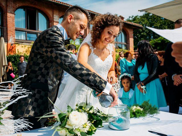 Il matrimonio di Simone e Elisa a Buriasco, Torino 49