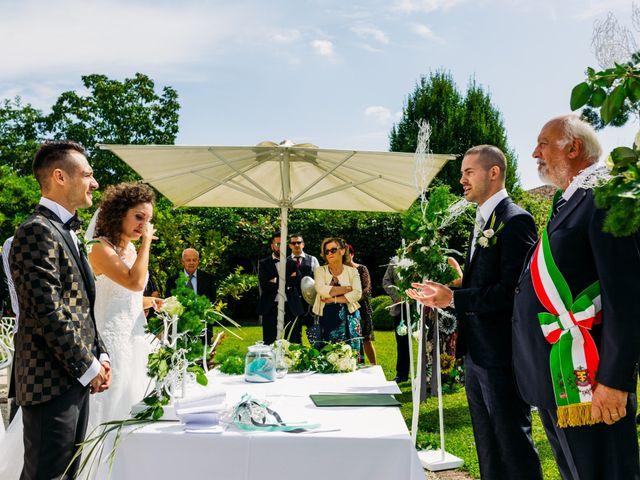 Il matrimonio di Simone e Elisa a Buriasco, Torino 51
