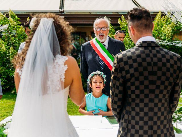 Il matrimonio di Simone e Elisa a Buriasco, Torino 52