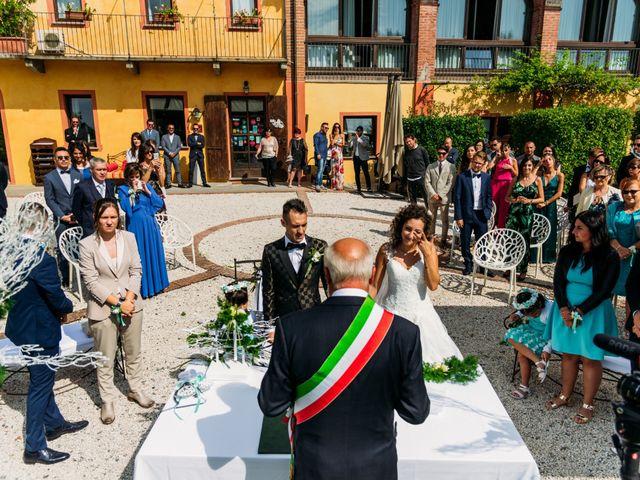 Il matrimonio di Simone e Elisa a Buriasco, Torino 53