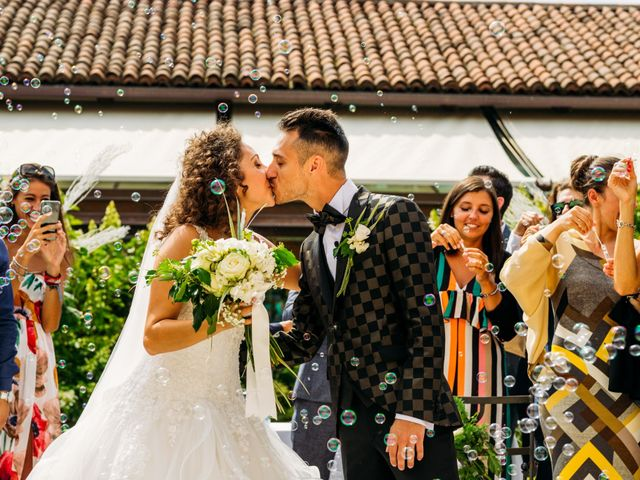 Il matrimonio di Simone e Elisa a Buriasco, Torino 56