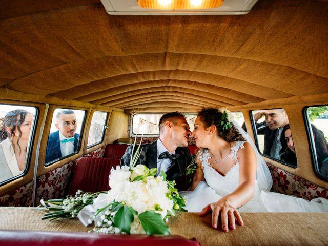 Il matrimonio di Simone e Elisa a Buriasco, Torino 57