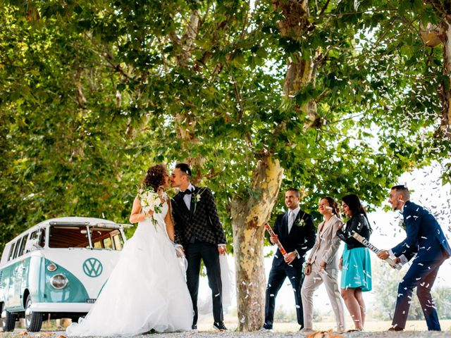 Il matrimonio di Simone e Elisa a Buriasco, Torino 58