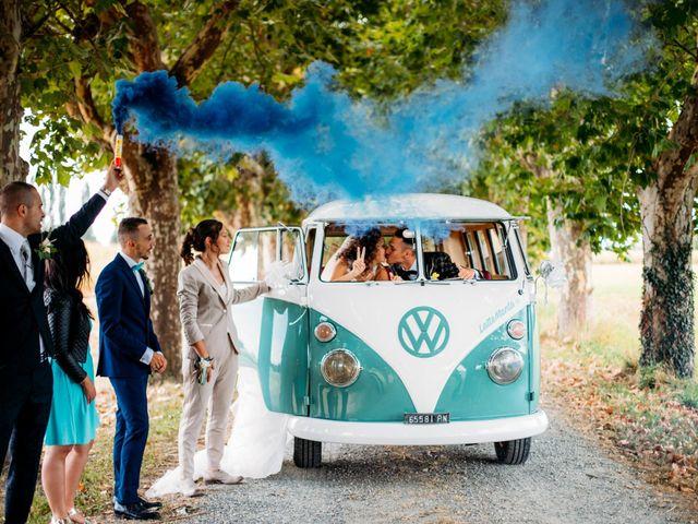 Il matrimonio di Simone e Elisa a Buriasco, Torino 59