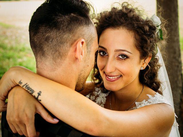 Il matrimonio di Simone e Elisa a Buriasco, Torino 62