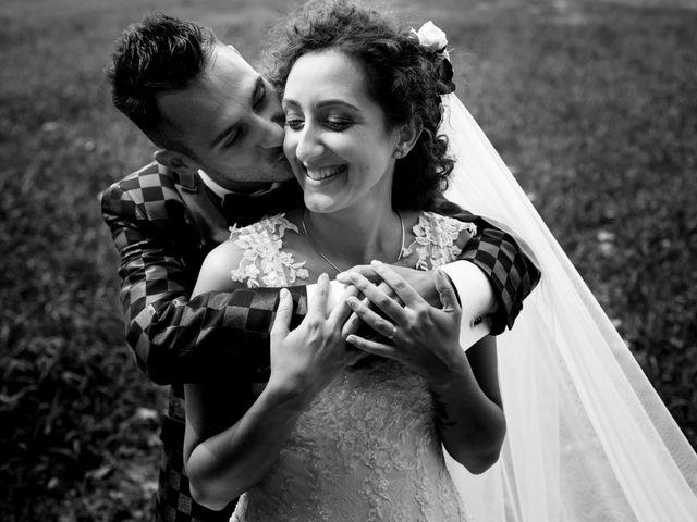 Il matrimonio di Simone e Elisa a Buriasco, Torino 2