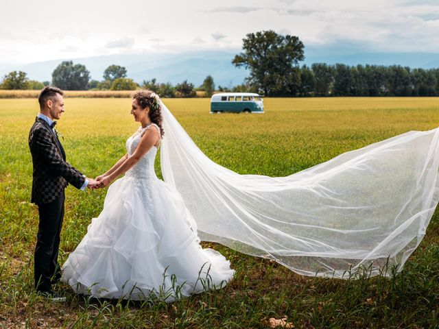 Il matrimonio di Simone e Elisa a Buriasco, Torino 63