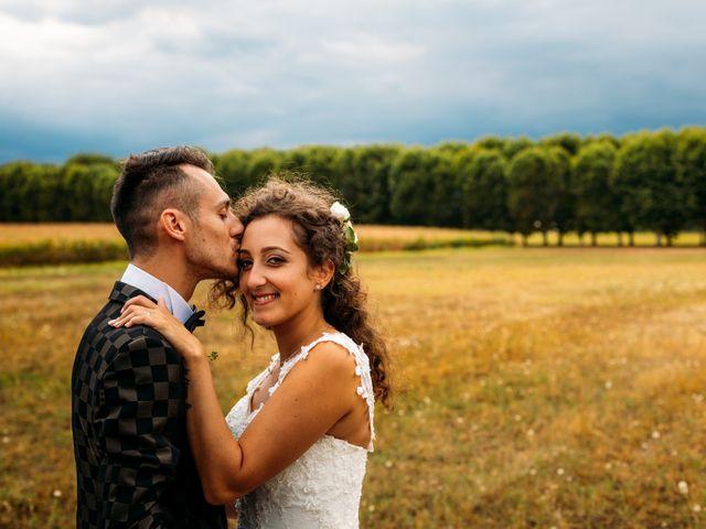 Il matrimonio di Simone e Elisa a Buriasco, Torino 68