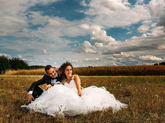 Il matrimonio di Simone e Elisa a Buriasco, Torino 71