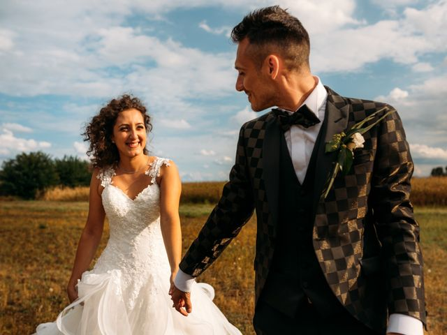 Il matrimonio di Simone e Elisa a Buriasco, Torino 72