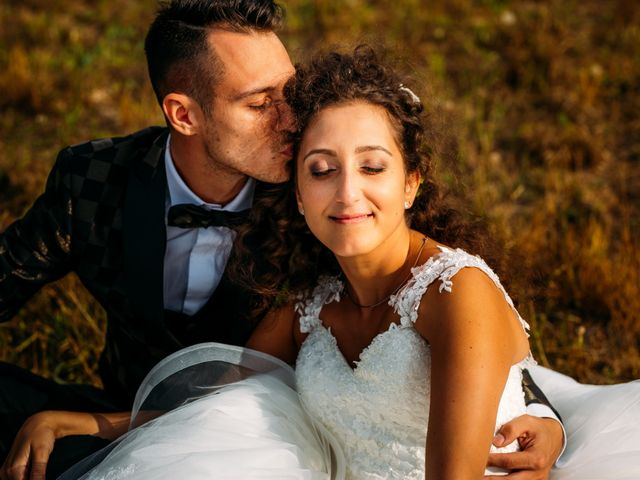 Il matrimonio di Simone e Elisa a Buriasco, Torino 74