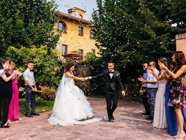 Il matrimonio di Simone e Elisa a Buriasco, Torino 75