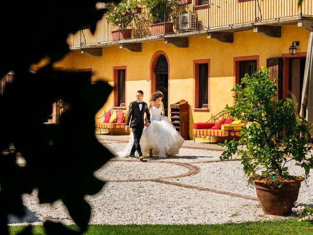 Il matrimonio di Simone e Elisa a Buriasco, Torino 76
