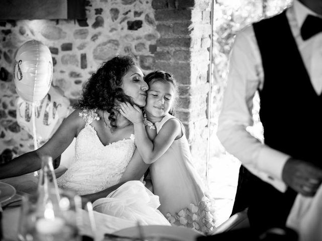 Il matrimonio di Simone e Elisa a Buriasco, Torino 80