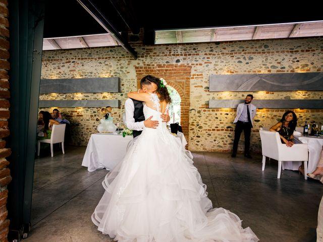 Il matrimonio di Simone e Elisa a Buriasco, Torino 84