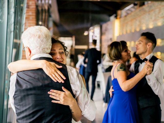 Il matrimonio di Simone e Elisa a Buriasco, Torino 85