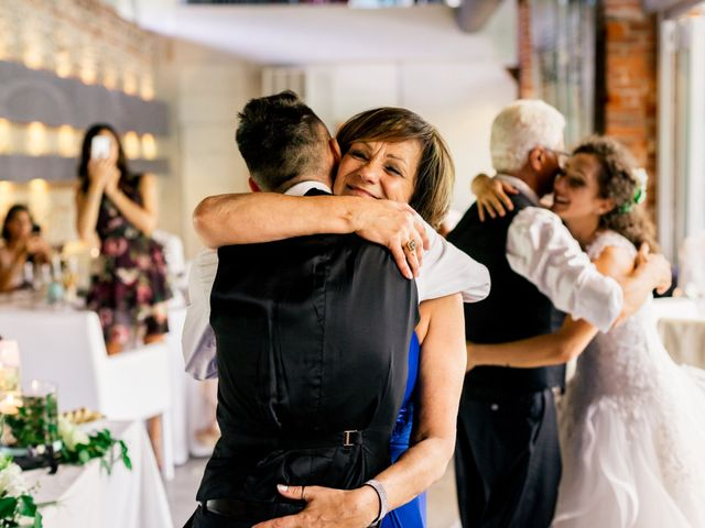Il matrimonio di Simone e Elisa a Buriasco, Torino 86
