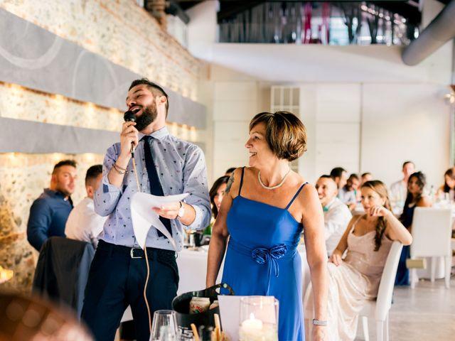 Il matrimonio di Simone e Elisa a Buriasco, Torino 93