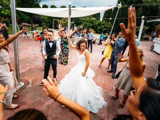 Il matrimonio di Simone e Elisa a Buriasco, Torino 94