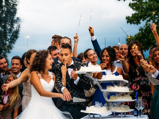 Il matrimonio di Simone e Elisa a Buriasco, Torino 101
