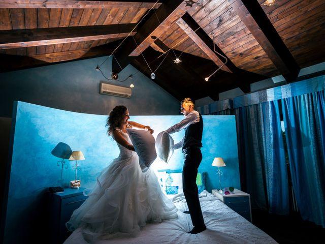 Il matrimonio di Simone e Elisa a Buriasco, Torino 103